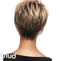 Картинки по запросу стрижка боб на короткие волосы фото 2015 вид спереди и сзади