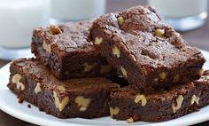Glutén- és adalékanyagmentes clean csokis brownie recept