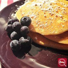 Pancakes di steve1981. Scopri la #ricetta su www.acook.it. Segui i gustosi piatti dei #cuochi di acook e vota i tuoi preferiti. #BuonAPPetito