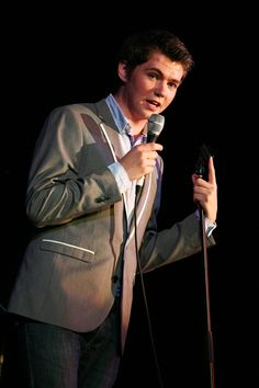 Damian McGinty returns to iBAM! in October 2013.