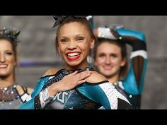 CHEER SPORT SHARKS - GREAT WHITES 2015-16 - YouTube