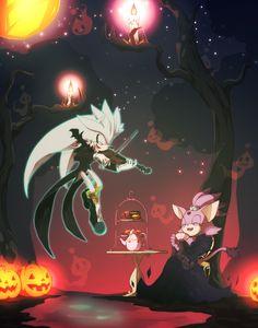 Halloween time silvaze