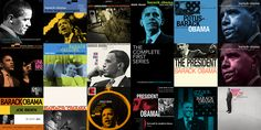 The Complete First Series #barackobamajazz