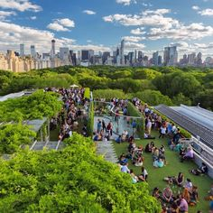 I migliori bar sul tetto di New York | OhMyGlobe - La community di Opodo.it