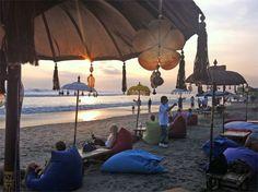 Champlung beach bar Bali