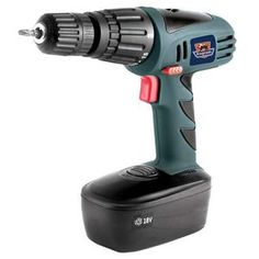 Cordless Ni-Cd ChuckForward And Reverse ActionMutliple Torque SettingsVariable SpeedHammer Charging Time Usually dispatched within Days Tools Online, Buy Tools, Drill, Hole Punch, Drill Bit, Drills, Drill Press