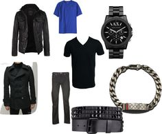 """Men's Night on the Town Looks"" by divinestyledc on Polyvore"