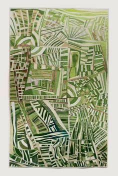 A View From Above by Sheila Frampton Cooper
