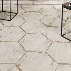 tile flooring EliteTile Rama x Porcelain Wood Look Tile Bathroom Flooring, Kitchen Flooring, Entryway Flooring, Farmhouse Flooring, Kitchen Cabinets, Mosaic Wall, Wall Tiles, Tuile, Wood Look Tile