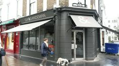 Deans Blinds And Awnings have been in London since 1894, for all these years we have been manufacturing, supplying and installing the Victorian Awning. This timber boxed awning looks perfect on any shop, pub or restaurant. This traditional shop blind can look modern and in-keeping with many buildings and is made to the same specifications as we did over 100 years ago. So for that authentic Victorian Shop Blind call Deans on 020-8947-8931.