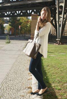 For the last time?! Part I  , Zara en Camisas / Blusas, Louis Vuitton en Bolsos, Mango en Jeans, Asos en Zapato plano