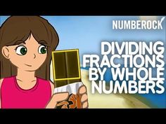 Dividing Fractions by Whole Numbers Song Broken Song, Dividing Fractions, Math Intervention, School 2017, 5th Grade Math, Brain Breaks, 5th Grades, Math Resources, Numbers