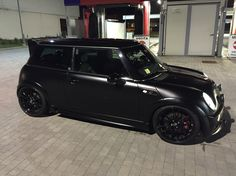 Mini Cooper S R53 BE MINI Club COMO -Italy- by carrozzeria Duetto & F.lli Negrente