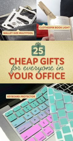 gifts for coworkers 25 Easy Gifts Thatll Make Your Coworkers Love You Forever Cheap Gifts For Coworkers, Gifts For Female Coworkers, Diy Christmas Gifts For Coworkers, Office Christmas Gifts, Inexpensive Christmas Gifts, Diy Holiday Gifts, Coworker Gift Ideas, Birthday Gifts For Coworkers, Simple Christmas Gifts