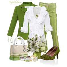 """Bouquet Style"" by tufootballmom on Polyvore"