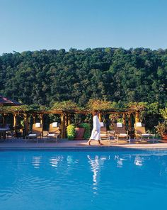 Things to do in Austin, Texas: We can't wait to go back to Lake Austin Spa Resort.