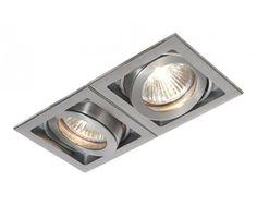 Saxby 52408 2x LED Xeno Twin Downlight
