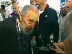 Фидель Кастро, кубинский революционер, который бросил вызов США