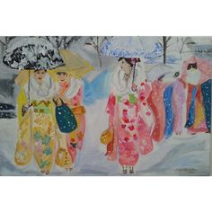 Japan by ArtePaint on Etsy