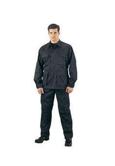 Black BDU Shirt @$54.99 ! Buy Now at gorillasurplus.com