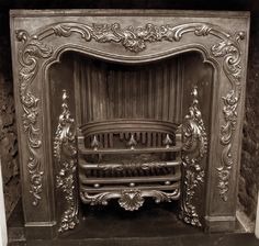 Thinking about Victorian fireplaces for when we buy a house...