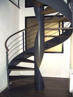 Escalera caracol mod Cl3