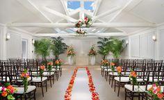 Tropicana Las Vegas Wedding Chapel.