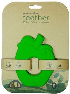 APPLE Natural Rubber Teether Toy Mushroom&Co http://www.amazon.co.uk/dp/B008L3HYV6/ref=cm_sw_r_pi_dp_ynh9tb1TZ2XT5