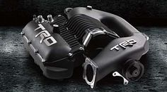 Toyota Tacoma TRD Supercharger