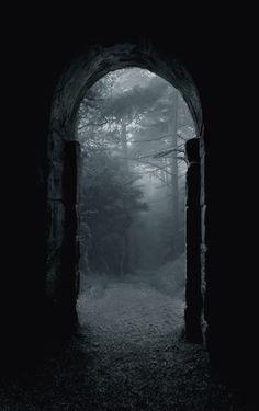 ....The Open Door