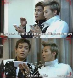 Bahah I cant!!!! GD you are too much!!! While Seungri is coming to full realization XD