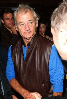 """Bill Murray Photos - BlackBerry Hosts Exclusive """"Passion Play"""" After Party - Zimbio"""
