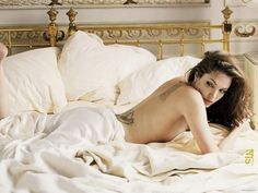 Angelina Jolie Tattoos Pictures, Photos, Images & Wallpaper