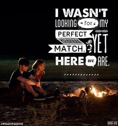 When friendship became the start of something else...  loved this... I wonder if i'll find the one...