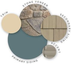 Get beachy with this ocean-inspired exterior color palette. Get color tips at the link.