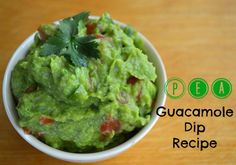 The first time I made this pea guacamole dip recipe, I served it to my family without telling them what the secret ingredient was. They could taste the avocado. They could taste the tomatoes. They could taste the cilantro. NO ONE detected the peas!