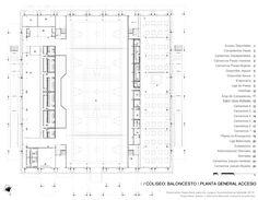 Galeria de Cenários Esportivos / Giancarlo Mazzanti + Felipe Mesa (plan:b) - 35