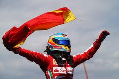 f1pictures:  Fernando Alonso  Spain 2013