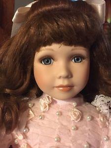 "Court Of Dolls Porcelain Doll ""Marci""    eBay"