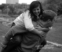 Wilkes Engagement | Memory Grove - Salt Lake City, Utah | Never Summer Photography