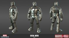 biggest iron man armor - Google Search