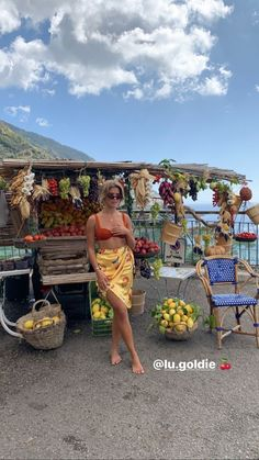 Beach Aesthetic, Summer Aesthetic, Travel Aesthetic, Living In Italy, European Summer, Summer Outfits, Summer Dresses, Parisian Chic, Beach Look
