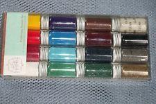 Hampton Art Embossing Powders - 16 - Basic Set