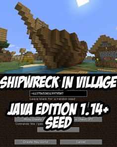 Sweet Minecraft Shipwreck Sweet Minecraft Sh… - My Minecraft World