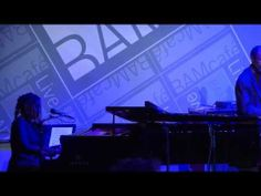 """Soulful Jazz pianist/vocalist, Mala Waldron performs her song, """"Your Eyes"""" @ Bam Cafe!  ~ YouTube"""