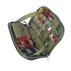 MOLLE Small EOD Tool Pouch - Army Combat