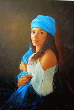 Beauty & Art — 34hannibal34: Ramiro Ramírez Cardona