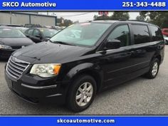 2008 Chrysler Town & Country $8,950