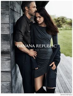 Ben Hill Joins Girlfriend Zuzana for Banana Republic Fall 2014 Campaign image Banana Republic Ben Hill 001 Couple Posing, Couple Portraits, Couple Shoot, Fashion Editorial Couple, Fashion Couple, Couple Photography, Photography Poses, Fashion Photography, Ben Hill