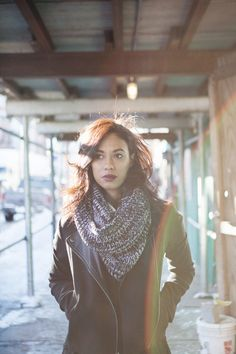 #brixton Grace scarf